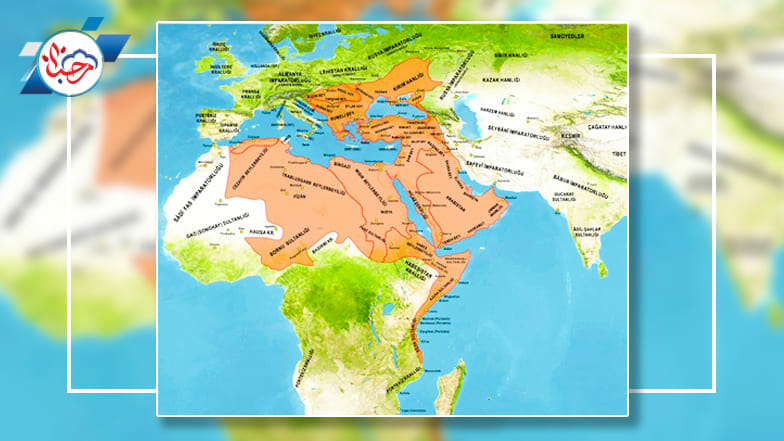 الدولة العثمانية في عهد سليمان القانوني - وسع مساحة الدولة العثمانية للضعف فمن هو؟