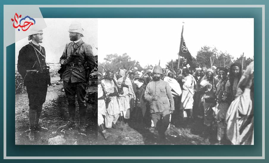 باشا في ليبيا - باشا الباشوات الذين خانوا السلطان عبد الحميد