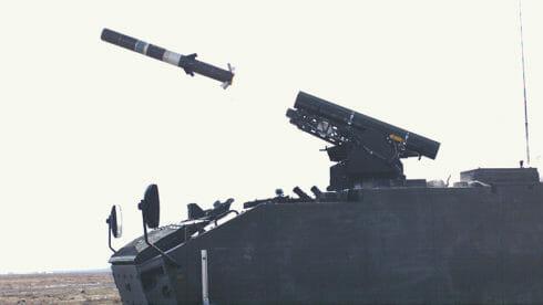 تركيا تنجح في اختبار صاروخ جديد مضاد للدبابات