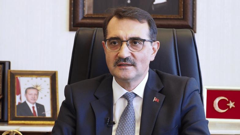 وزير تركي: سنصل بإنتاج الغاز في تراقيا لـ 300 مليون متر مكعب