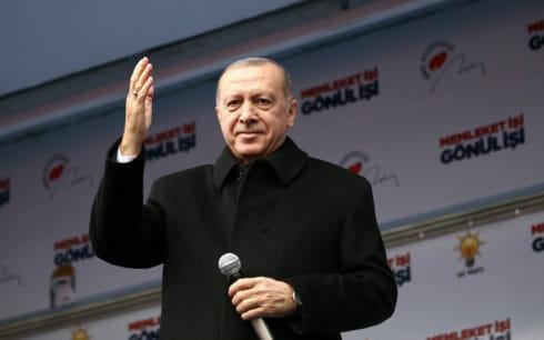 أردوغان: ننتظر تطهير منبج السورية من الإرهابيين بأسرع وقت