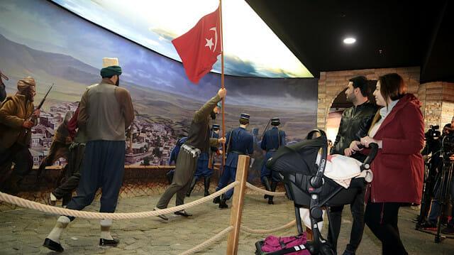 متاحف تركية تشهد على كفاح الأتراك ضد 7 دول تكالبت على الدولة العلية