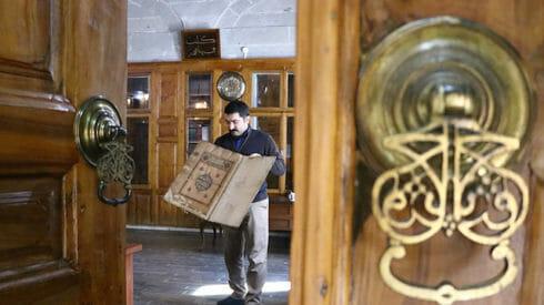مكتبة راشد أفندي.. تحفة عثمانية في قيصري التركية
