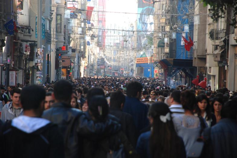 إنفوجرافيك.. ازدياد عدد سكان تركيا 1,2 مليونًا خلال 2018