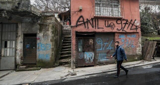 """لغز المحسن السرّي في حي """"بيه أوغلو"""" الإسطنبولي"""