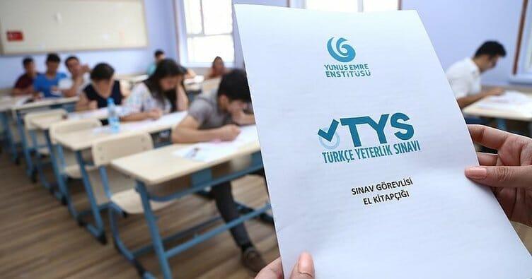 اختبار اللغة التركية C2 لم ينجح فيه أحد من الطلاب الأجانب