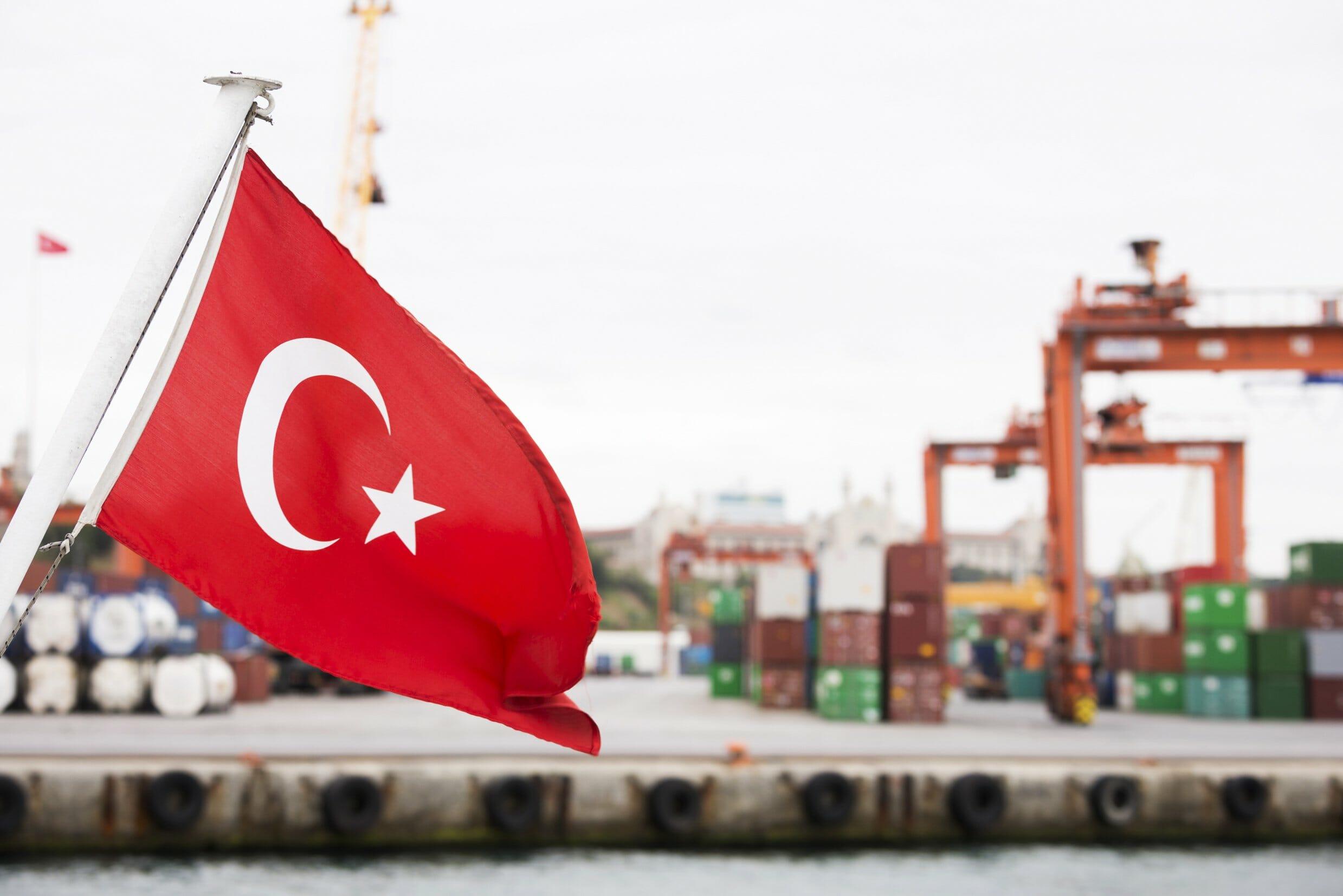 طلب عالمي على المنتجات التركية