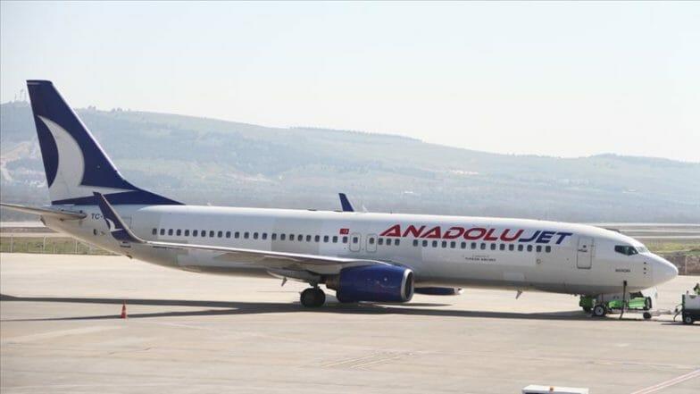 الخطوط الجوية التركية تبدأ تسيير رحلات بين عنتاب وأربيل