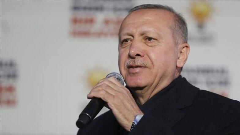 أردوغان: العربية لغة دولية وإحدى لغات الأمم المتحدة الرسمية