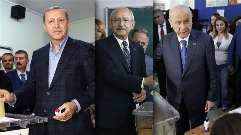 ماراثون الساسة الأتراك قبيل الانتخابات المحلية في البلاد