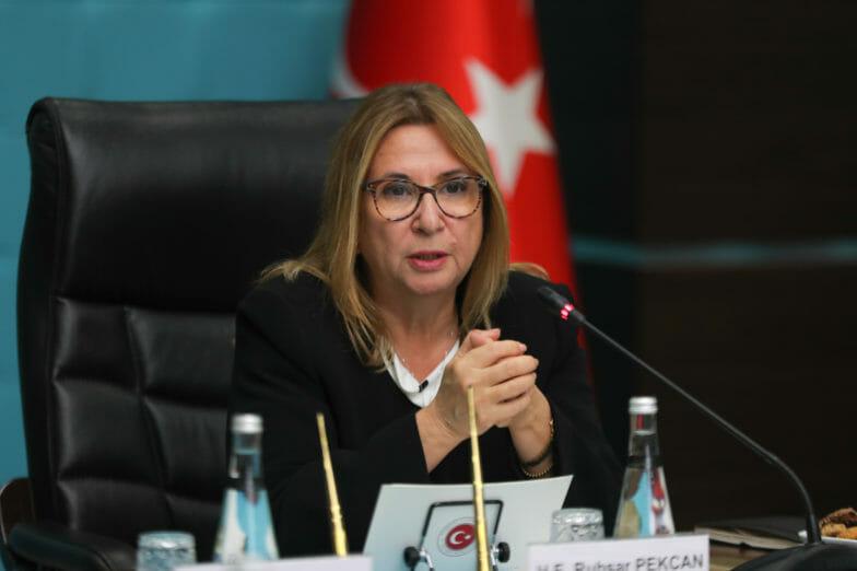 وزيرة التجارة التركية تكشف عن خطوة جديدة حول التمويل الخارجي