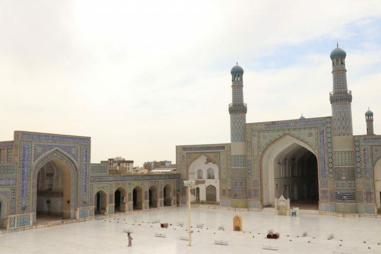 """""""تيكا"""" التركية ترمم أعرق المساجد في آسيا الوسطى"""