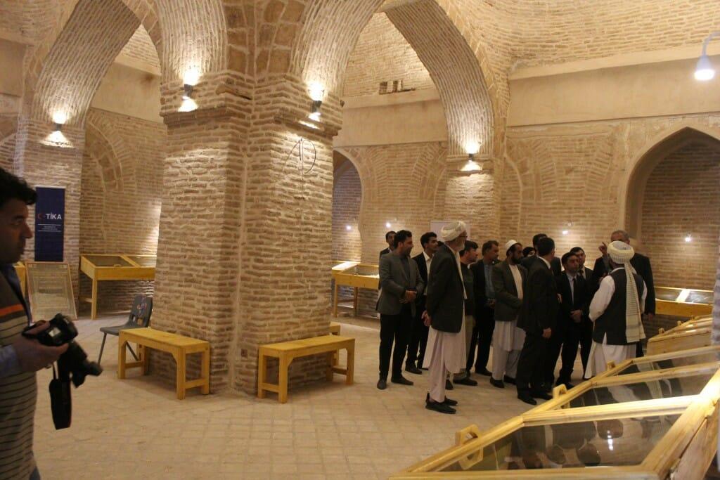 """2 yeni.1024. - """"تيكا"""" التركية ترمم أعرق المساجد في آسيا الوسطى"""