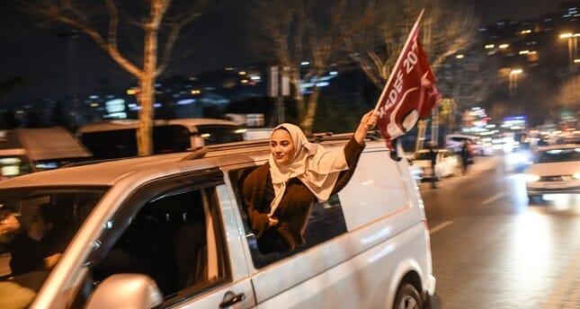 حزب العدالة والتنمية يكسب في بورصا وقونية والشعب الجمهوري يحصل على أنطاليا