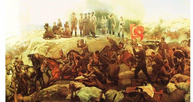 650x344 kurtus savasi ne zaman baslamistir 1485162631324 - تأبين لشهداء معارك جناق قلعة في ذكرها السنوية 104