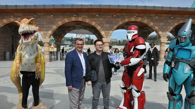 أكبر مدينة ألعاب تركية في أوروبا تمنح أحد الزوار تذكرة سنوية مجانًا!