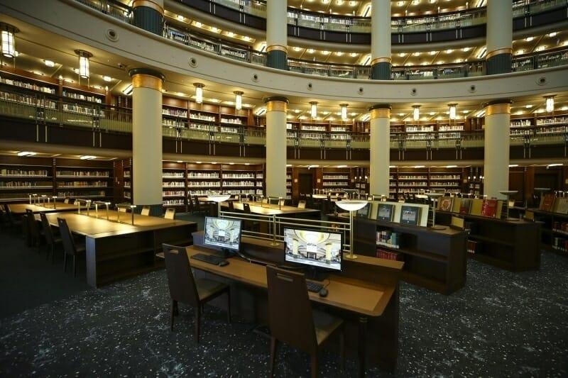 170220201581958147990cf94b - {فديو} بحضور أردوغان.. افتتاح أكبر مكتبة في تركيا بجانب المقر الرئاسي