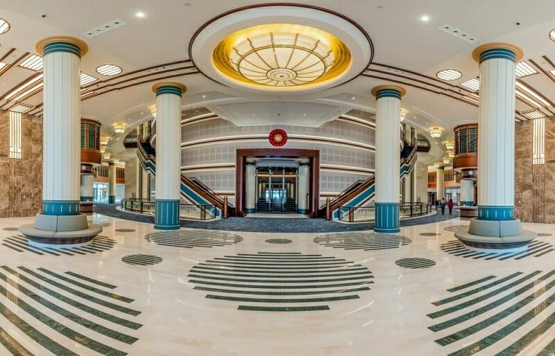 170220201581958147d5484597 - {فديو} بحضور أردوغان.. افتتاح أكبر مكتبة في تركيا بجانب المقر الرئاسي