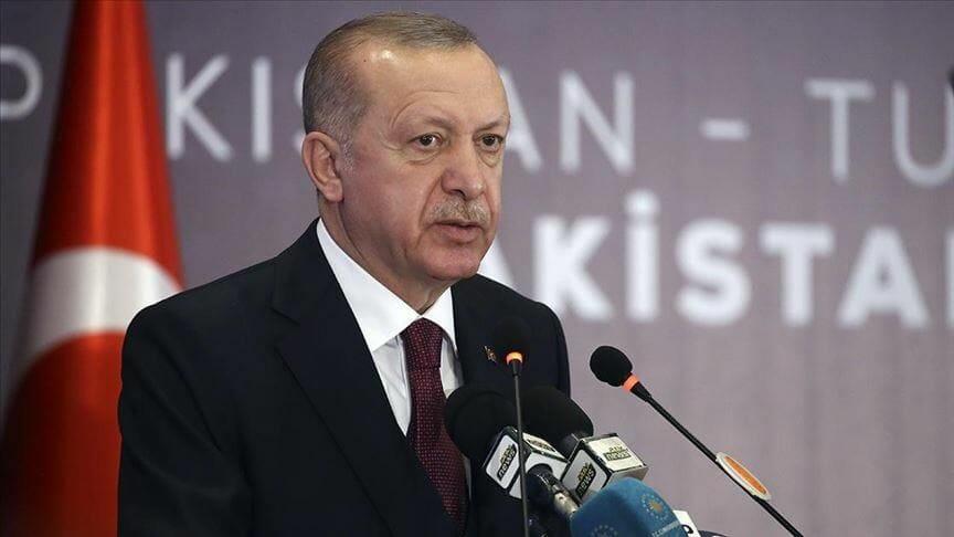 أردوغان يتصدر قائمة الزعماء المسلمين الأكثر شعبية في العالم