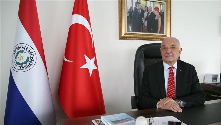 thumbs b c 6095f1706e605fb1c9e3864277d45175 - سفير باراغواي بأنقرة: نرغب بالاستفادة من إمكانات تركيا