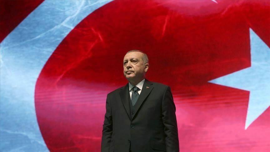 رسالة من الرئيس أردوغان بمناسبة الذكرى 105 لانتصار جناق قلعة