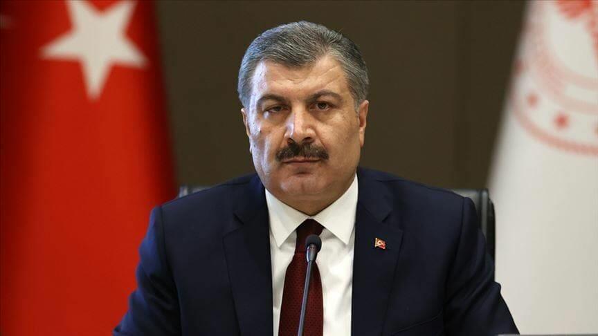 """وزير الصحة التركي: المعطيات تشير إلى سيطرتنا على """"كورونا"""""""