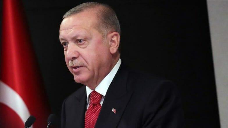 أردوغان: نخطط لفرض حظر التجول 4 أيام تبدأ الخميس بـ31 ولاية
