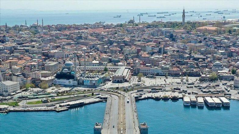 الحجر المنزلي يعزّز نقاوة هواء إسطنبول بنسبة 30 بالمئة
