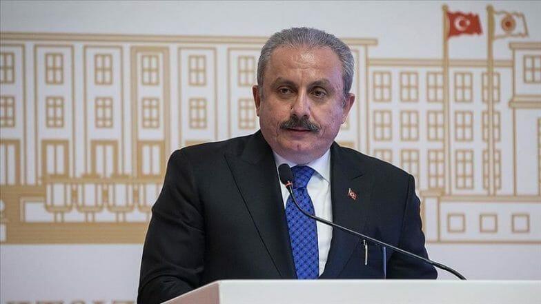 """تركيا.. رئيس البرلمان يهنئ الأطفال بـ""""عيد الطفولة والسيادة الوطنية"""""""