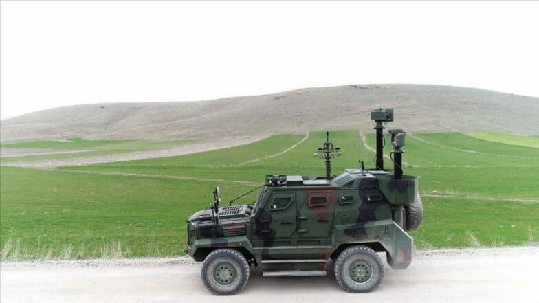 حرس الحدود يتسلّم أنظمة مراقبة متنقلة إنتاج محلي