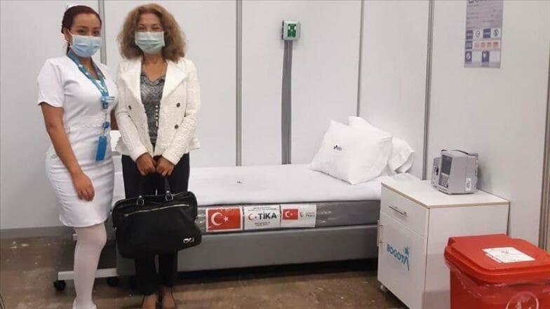 مسؤولة كولومبية: تركيا ساندتنا في مواجهة كورونا رغم كل المصاعب