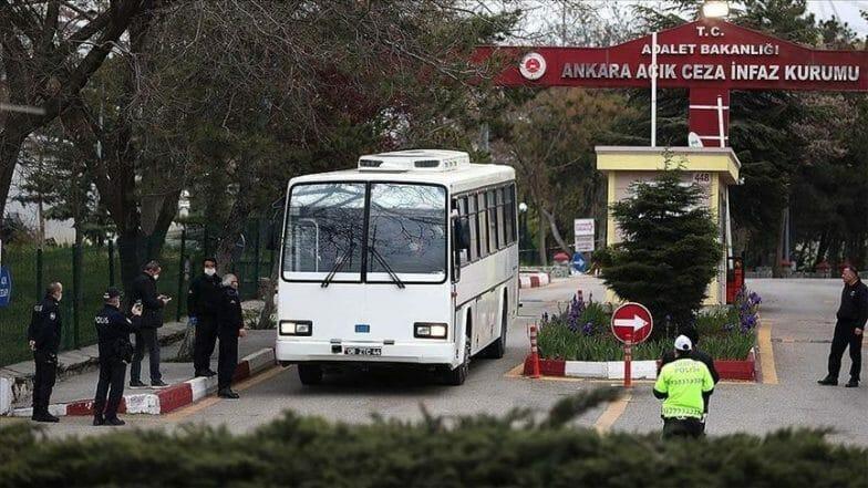 تركيا.. بدء الإفراج عن آلاف السجناء في إطار تدابير كورونا