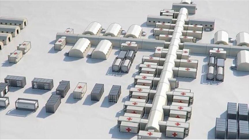 رومانيا.. شركة تركية تستعد لبناء مستشفى ميداني بقيمة 13.2 مليون يورو