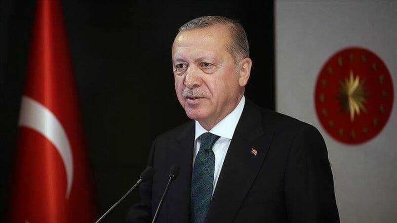 """أردوغان: """"تاناب"""" رمز للصداقة بين تركيا وأذربيجان وجورجيا"""