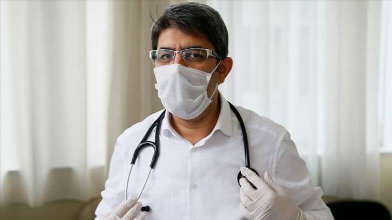 طبيب تركي يرفض الاستراحة عقب تعافيه من كورونا