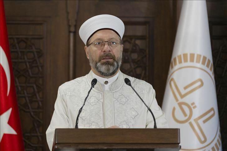الشؤون الدينية التركية: سنوزع خلال رمضان مساعدات إنسانية في 35 دولة