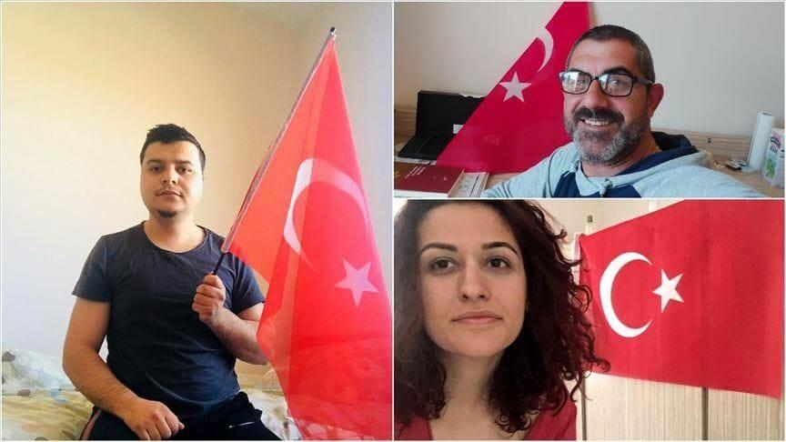 رعايا أتراك: عدنا سالمين للوطن في زمن كورونا