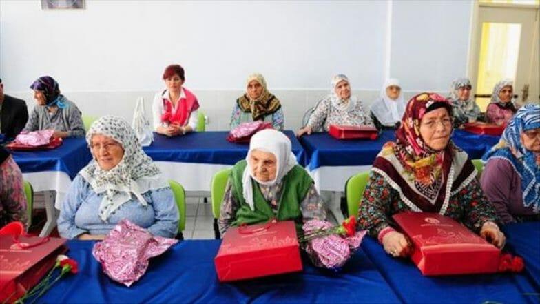 تركيا.. مؤسسات لرعاية المسنين والمعاقين تدخل الخدمة قريبا