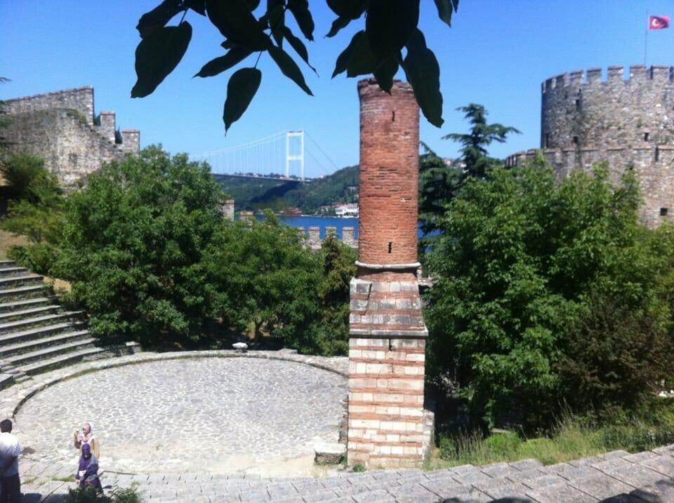 """2 70 - """"روملي حصار"""" أقدم قلعة تاريخية في تركيا"""