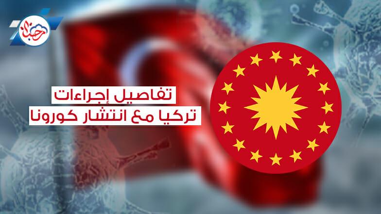 544twe - تفاصيل إجراءات تركيا مع انتشار كورونا