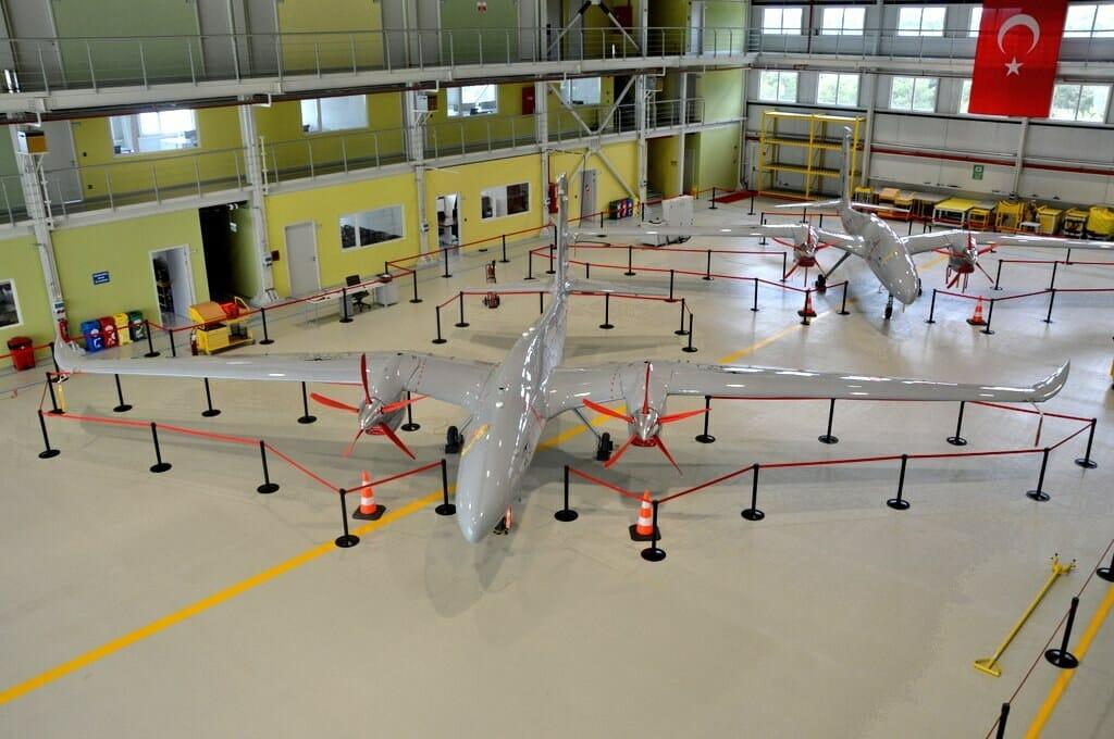 BA5CC261 F4C5 482F BD13 1CAAD100AA11 - صناعة محلية كاملة.. الكشف عن طائرة مسيرة تركية من طراز جديد