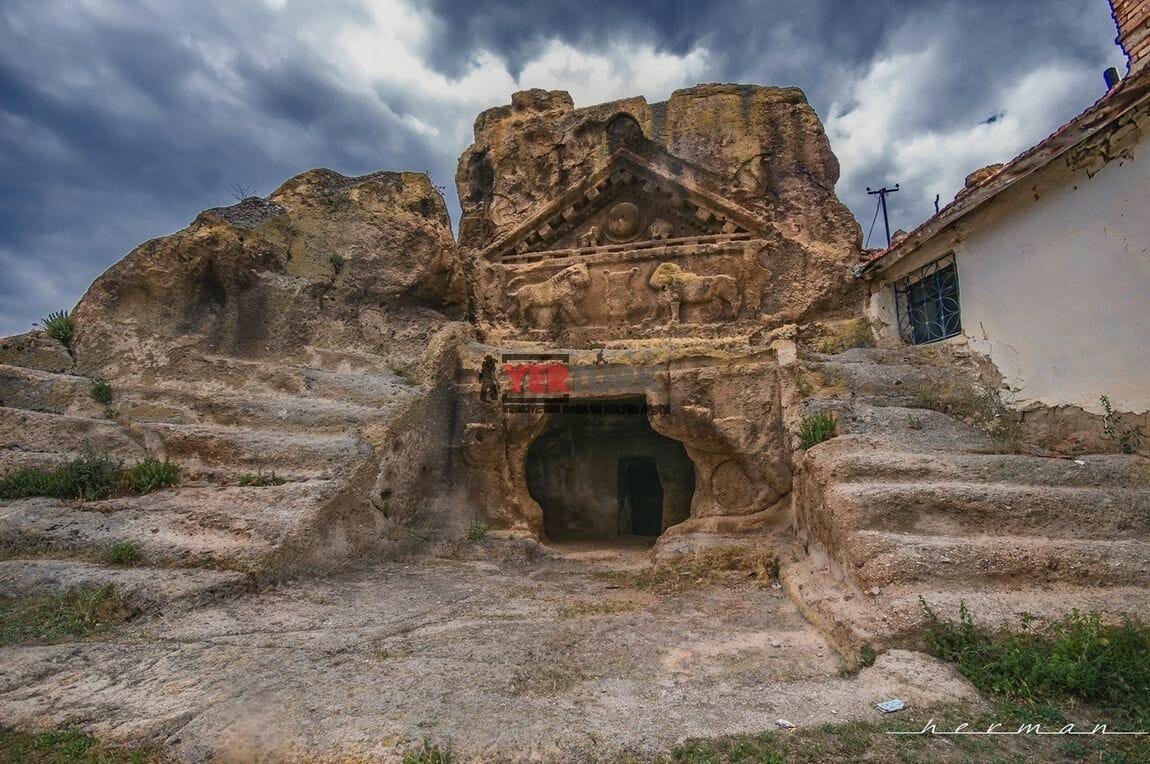 frigvadisi 23 - وادي فريغ.. منطقة أثرية تمتد على 4 ولايات تركية