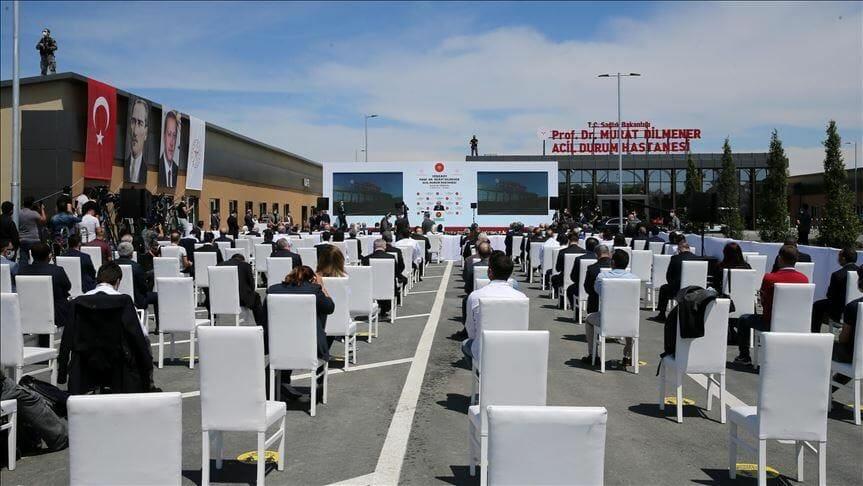 """thumbs b c 37d2dc634620ea1c030b5e2bd4f0f229 - أردوغان يعيد افتتاح مستشفى """"حميدية"""" التاريخي"""