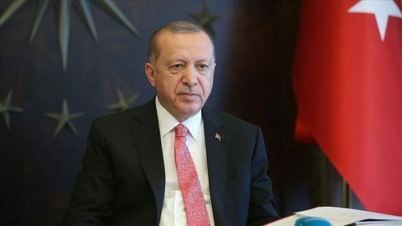 أردوغان يهنئ الجنود الأتراك بقرب عيد الفطر