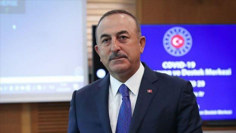 تشاووش أوغلو: 128 دولة طلبت مساعدات طبية من تركيا