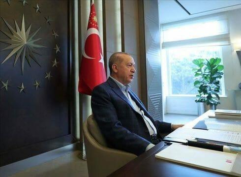 """الرئيس أردوغان: تركيا تقترب من القضاء على """"كورونا"""""""