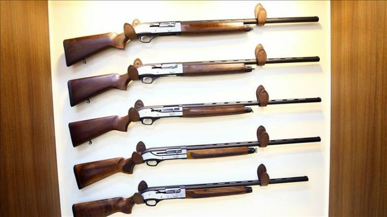 شركة تركية تنتج وتصدر بندقية صيد يابانية