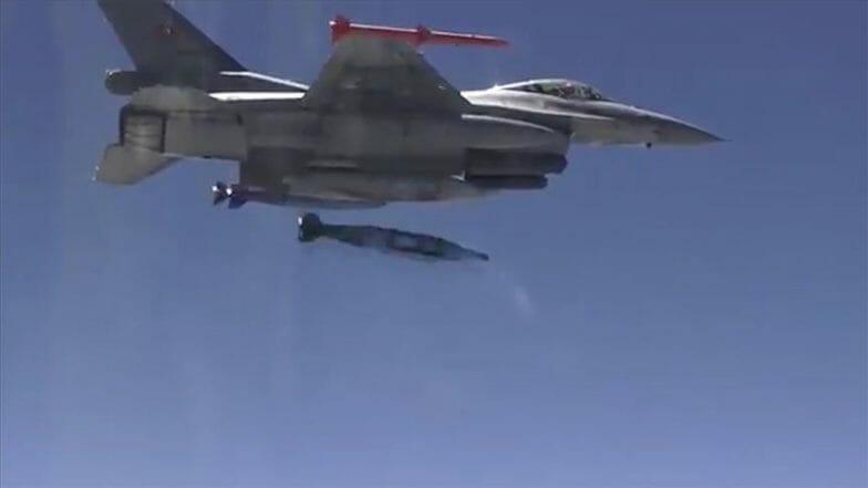تركيا تنجح في اختبار رؤوس صواريخ تحدد الاهداف بالليزر