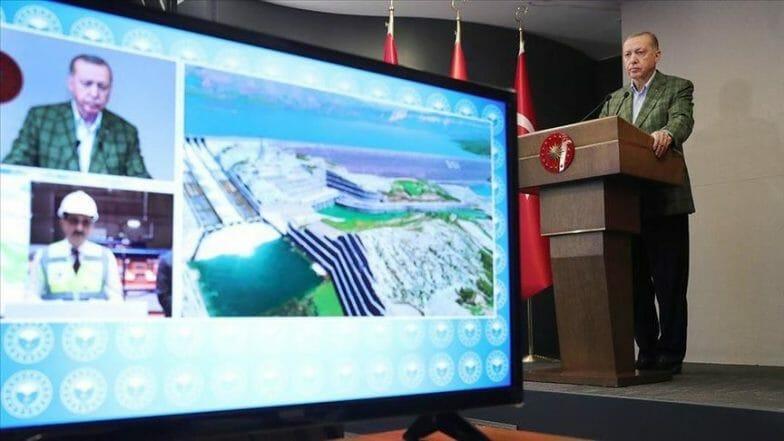 أردوغان: نخطط لتشغيل أكثر من 400 منشأة خلال 2020
