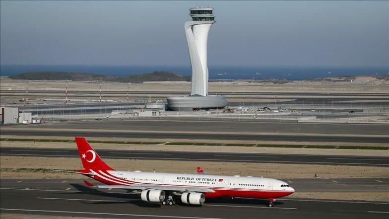 """""""مطار إسطنبول"""" الأكبر في العالم يفوز بلقب عالمي جديد"""